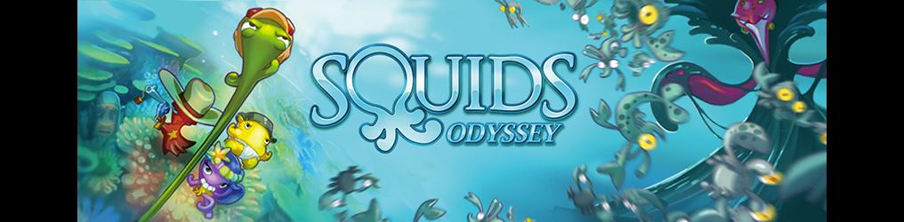 Squids Odyssey