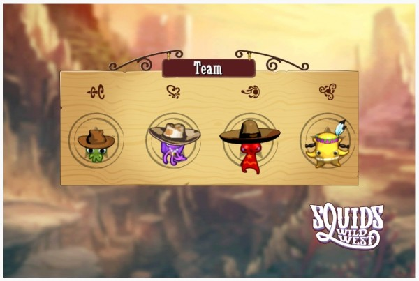 New helmets for Squids Wild West