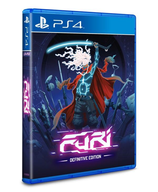 Furi_PS4_LimitedRun