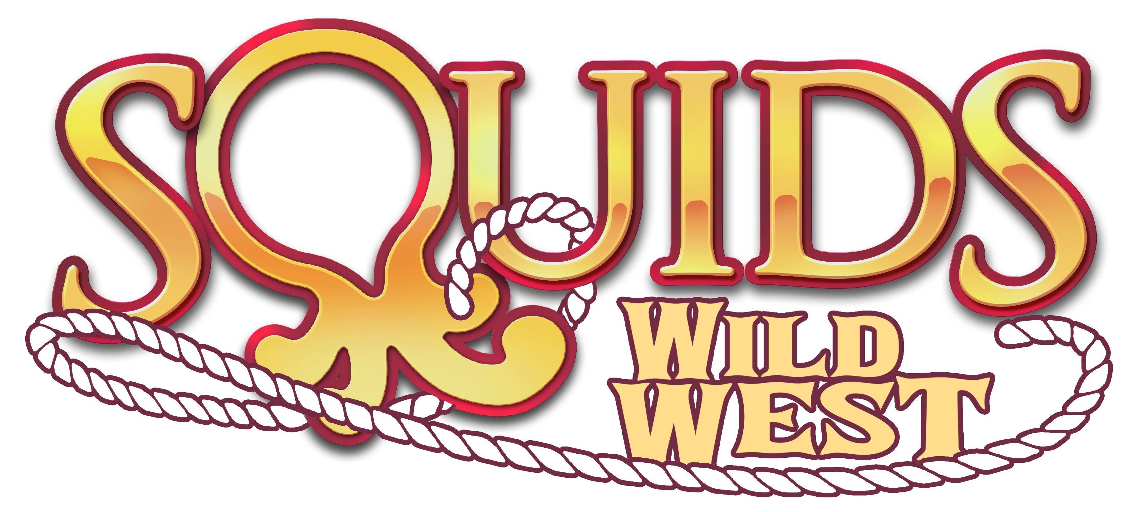 SQUIDS Wild West logo