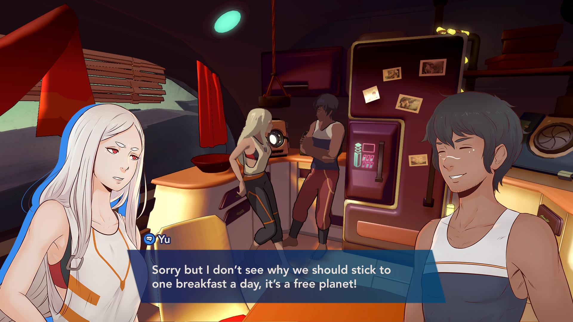 Haven, el videojuego para los enamorados